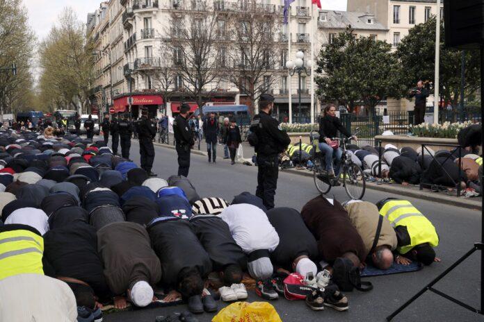 muslim, france