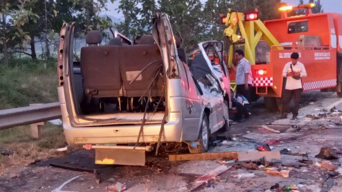 cipali toll road accident