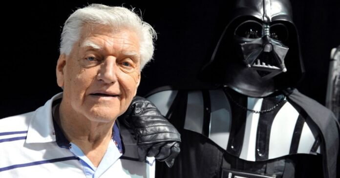 Dave Prowse Cast of Darth Vader