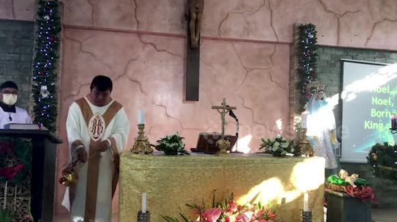 The Christmas Mass in the Philippines was Rocked by an Earthquake of 6.3 SR