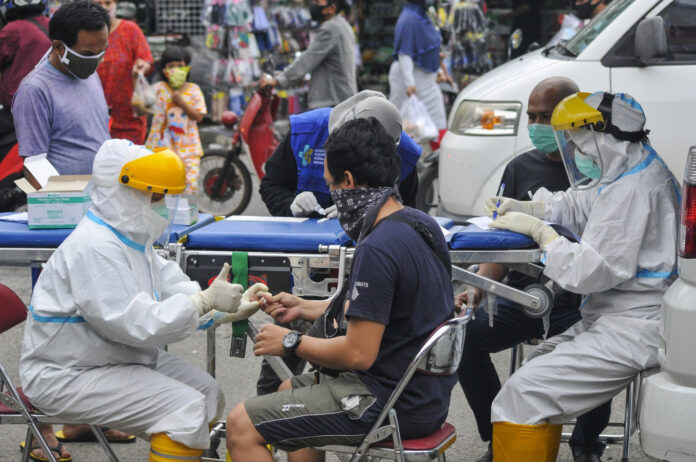 indonesia pandemic