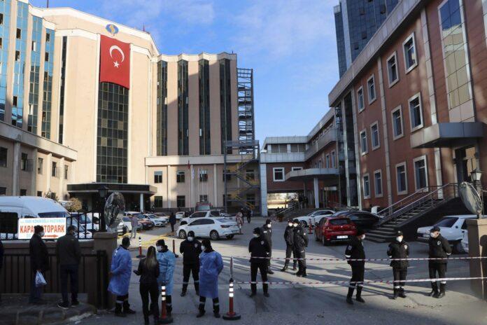 hospital in turkey