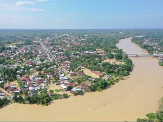 flood in Aceh
