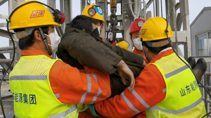 miner rescue