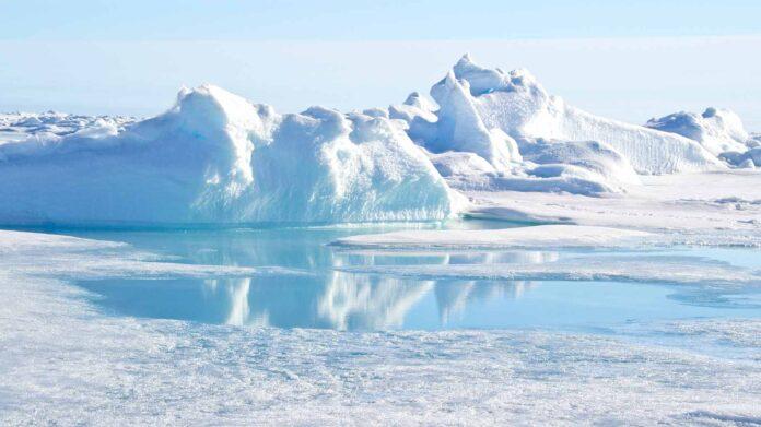 pole ice