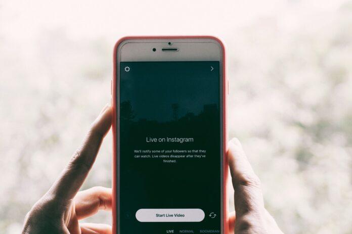 instagram, instagram live