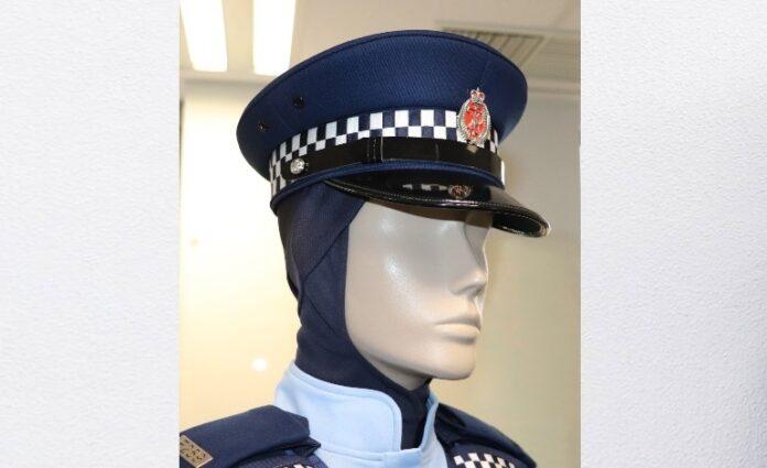 hijab police uniform