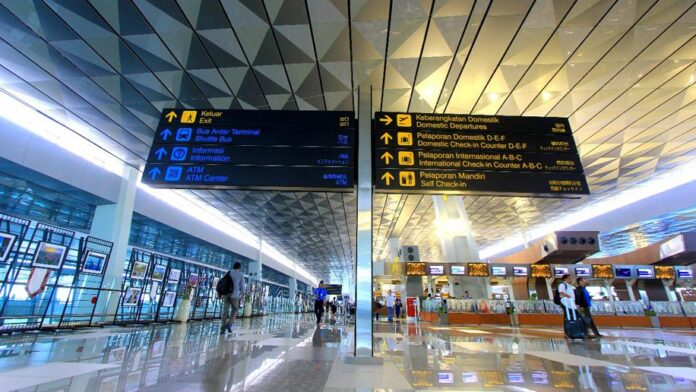 terminal 3 jakarta airport