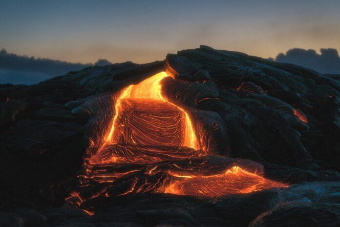 Mount Kilauea in Hawaii Has Erupted
