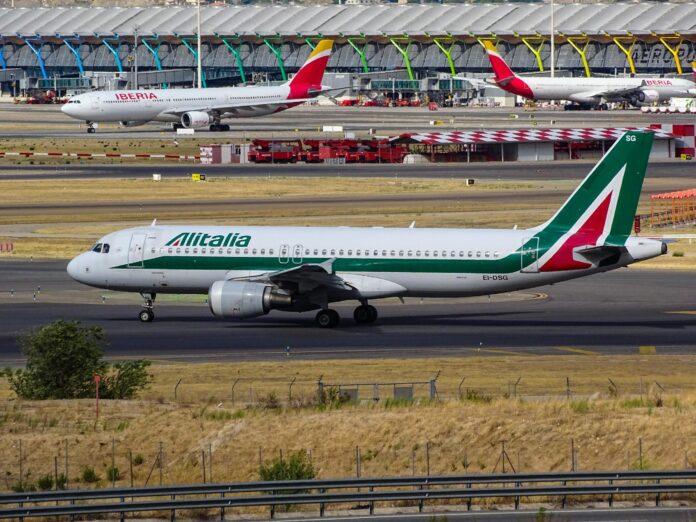 Alitalia Closes on October 15
