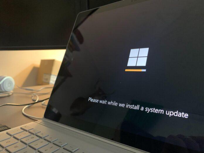 Microsoft update