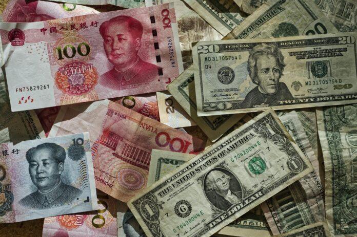 Yuan vs USD